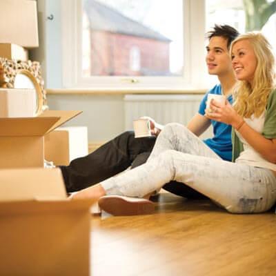 Déménageur pour la maison, condo, appartement