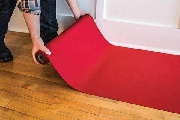 Tapis protecteur pour plancher